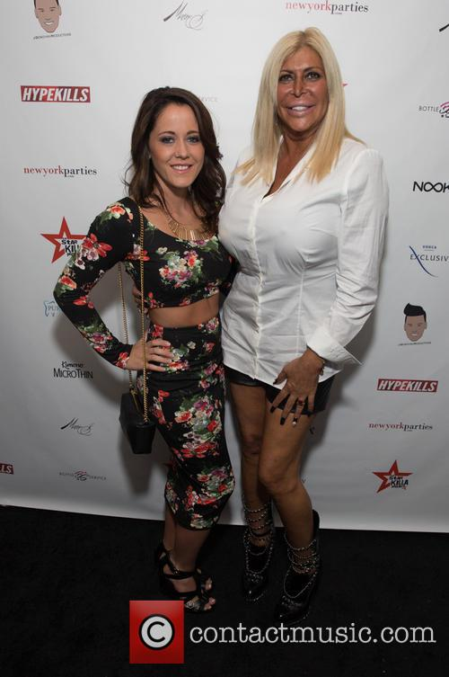 Janelle Evans and Big Ang 2