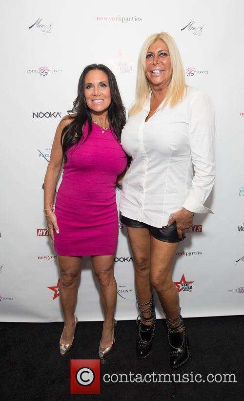Susan Doneson and Big Ang 5