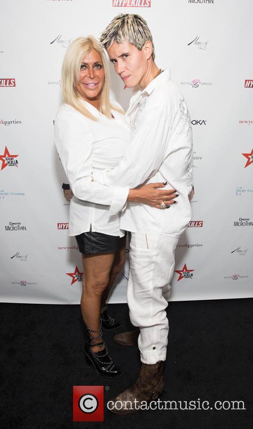Big Ang and Farrah Krenek 6