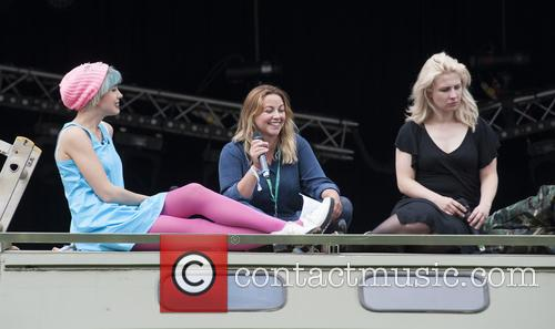 Pussy Riot and Charlotte Church 9