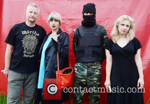Pussy Riot and Billy Bragg