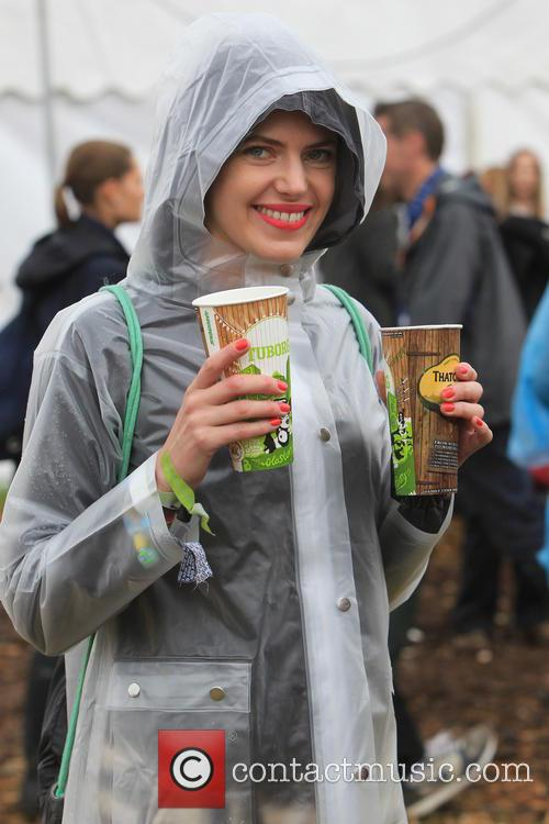 Glastonbury Festival and Day 4