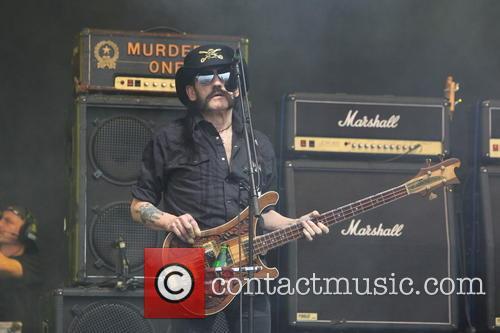 Motörhead and Lemmy 3