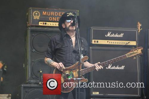 Motörhead and Lemmy 4