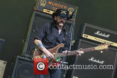 Motörhead and Lemmy 5