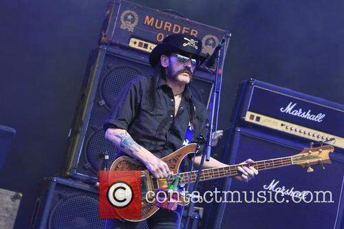 Motörhead and Lemmy 6