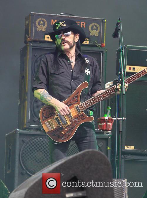 Motörhead and Lemmy 8
