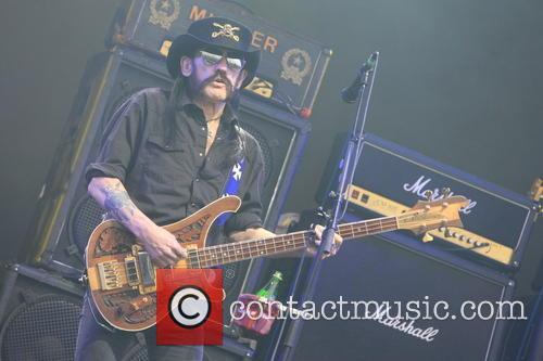Motörhead and Lemmy 11