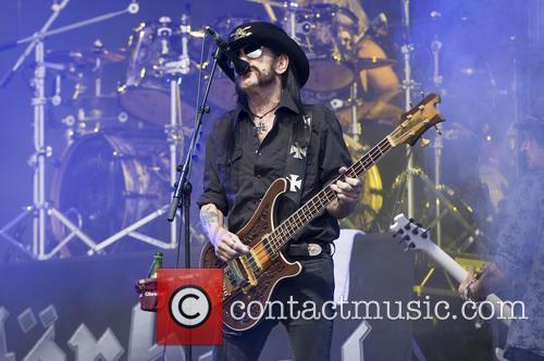 Motörhead and Lemmy 1