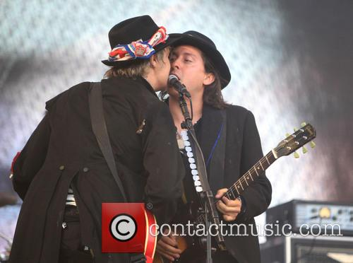 The Libertines, Pete Doherty and Carl Barât 1