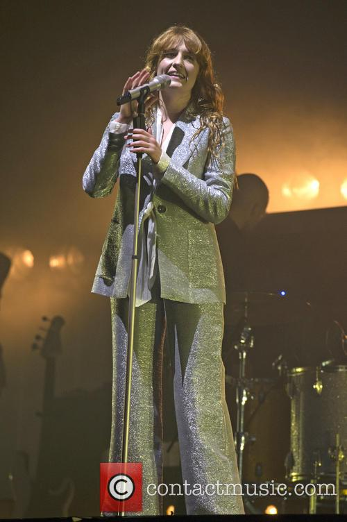 Florence, The Machine and Florence Welch 1