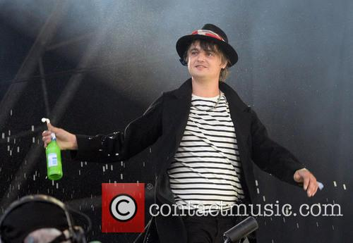 Pete Doherty and The Libertines 2