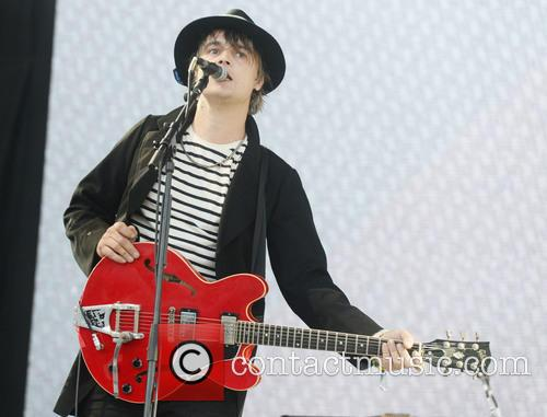 Pete Doherty and The Libertines 4