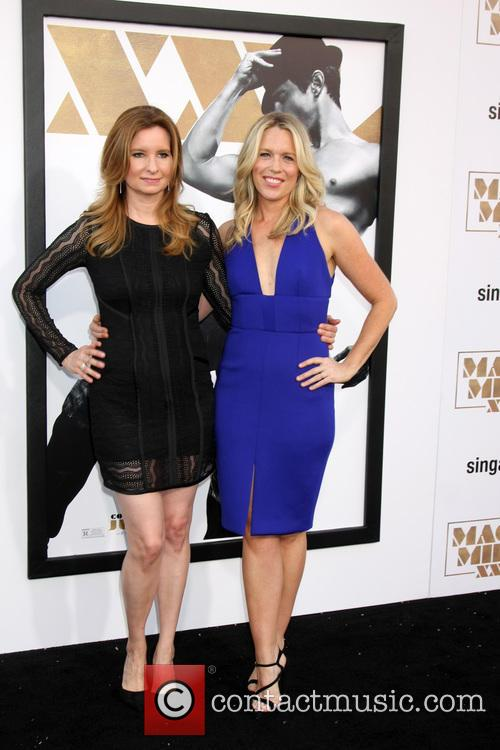 Lennon and Jessica St Clair 2