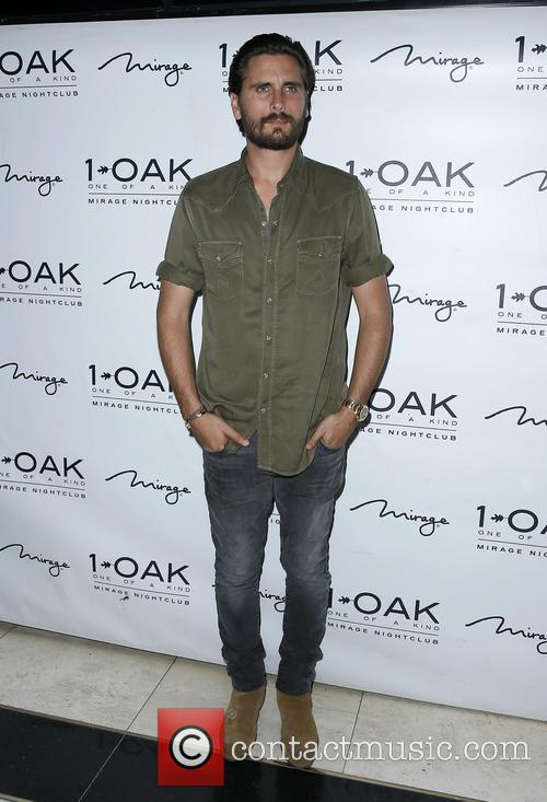 Scott Disick Takes Time Off Partying To Play With His Kids