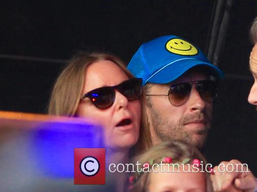 Stella Mccartney and Chris Martin 5