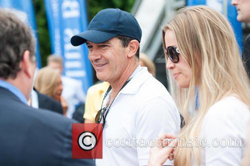 Antonio Banderas and Nicole Kimpel 5