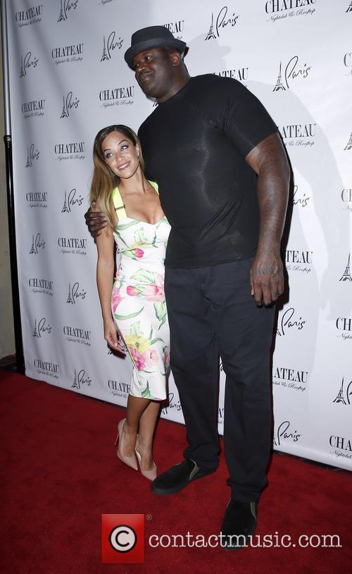 Laticia Rolle and Shaquille O'neal 4