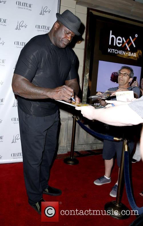Shaquille O'neal 8