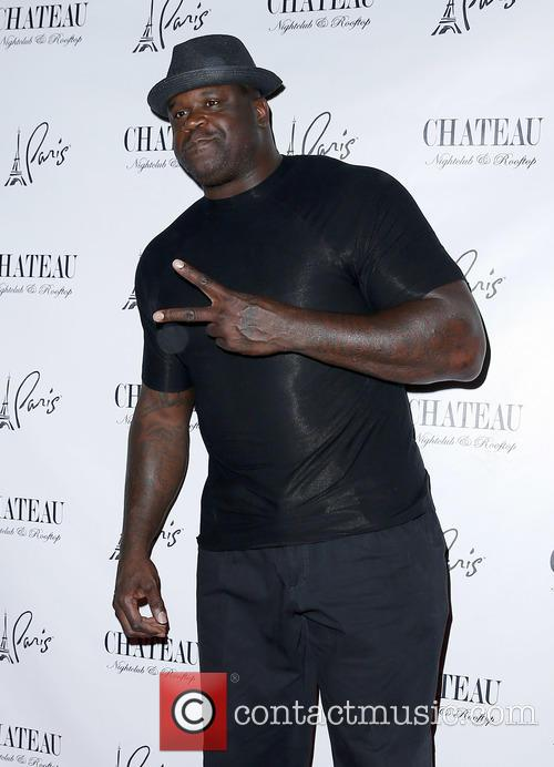 Shaquille O'neal 1
