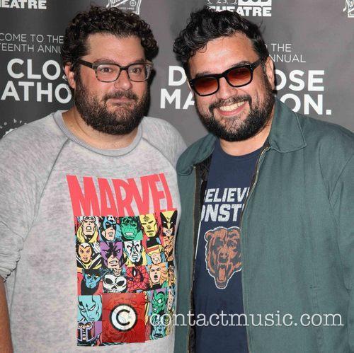 Bobby Moynihan and Horatio Sanz 3