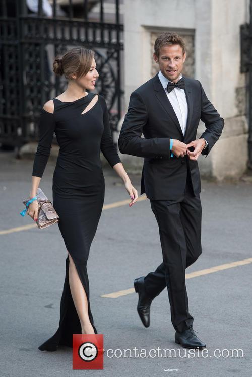 Jenson Button and Jessica Button 3