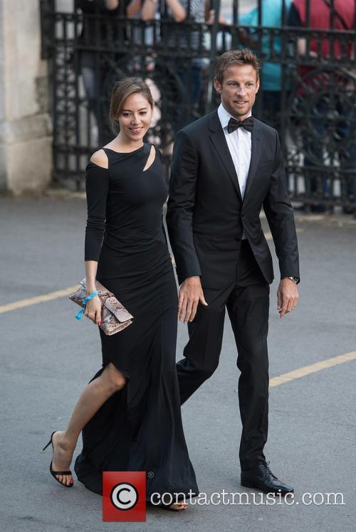 Jenson Button and Jessica Button 4