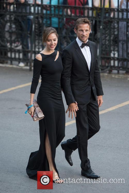 Jenson Button and Jessica Button 5
