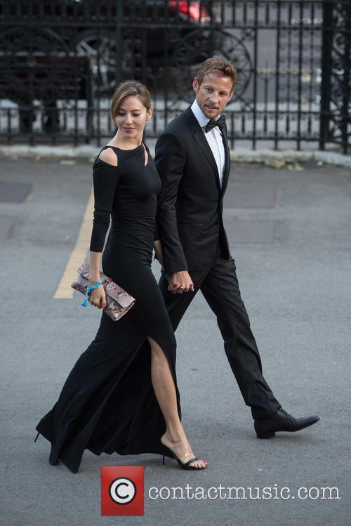 Jenson Button and Jessica Button 6