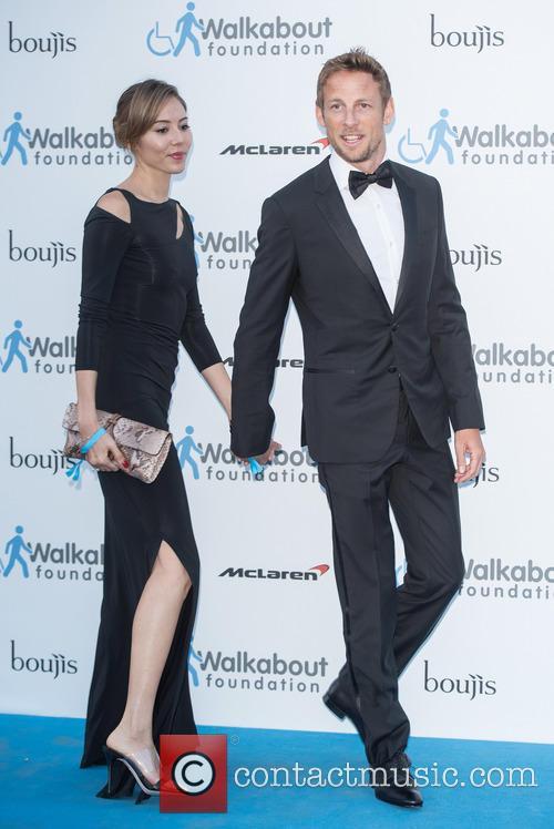 Jenson Button and Jessica Button 7