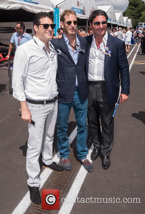 Andrea Casiraghi, Giorgio Veroni and Guest 2