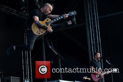 Rise Against and Zach Blair 4