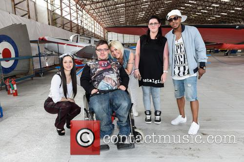 Bradley Mcintosh, Jo O'meara and Tina Barrett 2