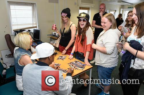 Bradley Mcintosh, Jo O'meara and Tina Barrett 3