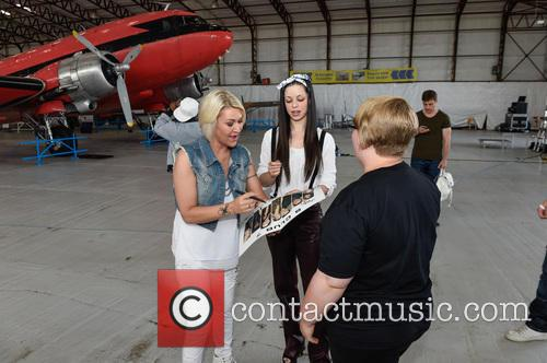 Bradley Mcintosh, Jo O'meara and Tina Barrett 4