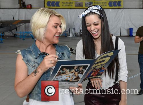 Jo O'meara and Tina Barrett 5