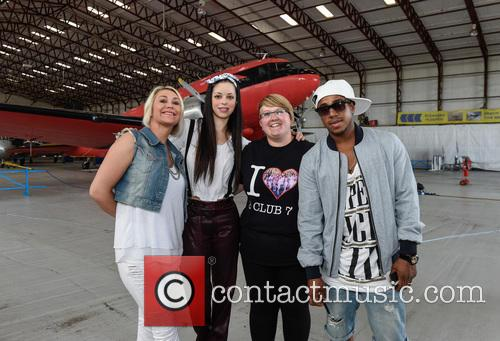 Bradley Mcintosh, Jo O'meara and Tina Barrett 6