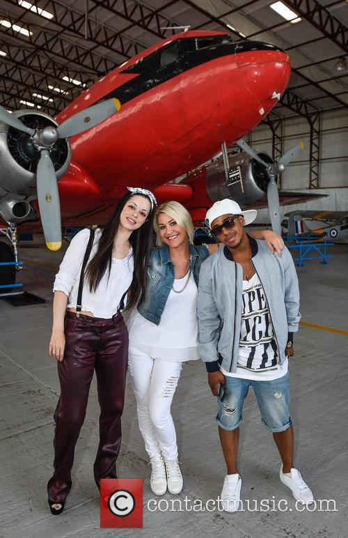 Bradley Mcintosh, Jo O'meara and Tina Barrett 8