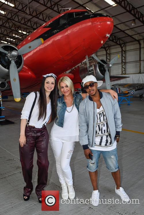 Bradley Mcintosh, Jo O'meara and Tina Barrett 9