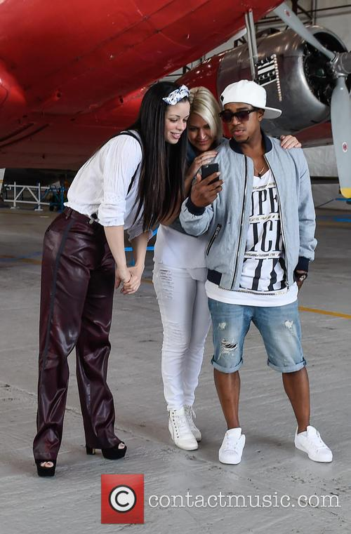Bradley Mcintosh, Jo O'meara and Tina Barrett 10