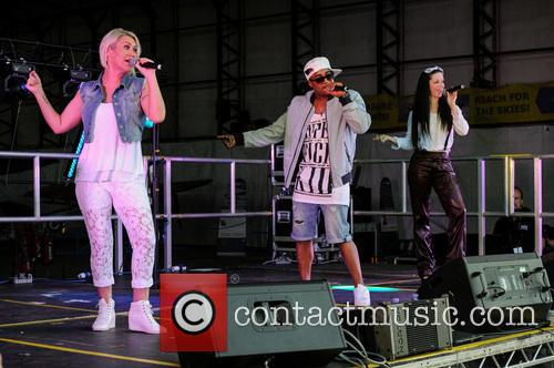 Bradley Mcintosh, Jo O'meara and Tina Barrett 1