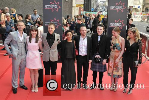 Jim Sturgeon, Christine Steel, Tom Brooke, Ruth Negga, Scott Graham, Ben Gallacher, Sorcha Groundsell and Michelle Duncan 3