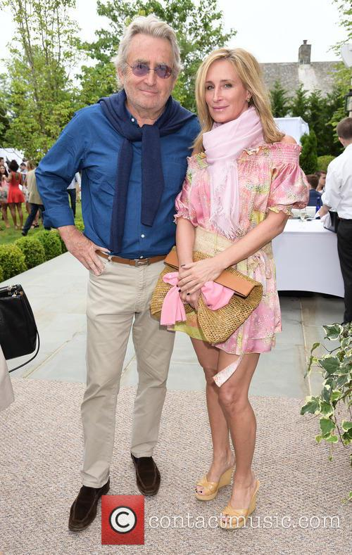 Count Alex De Lesseps and Sonja Morgan 1
