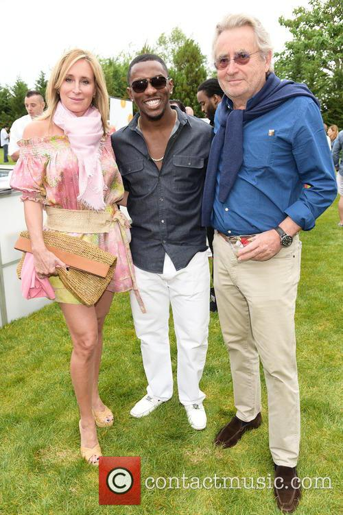 Count Alex De Lesseps, Ellis Hubbs and Sonja Morgan 4