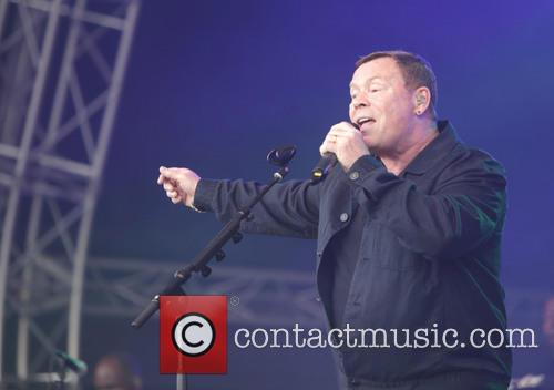 Ali Campbell and Ub40 3