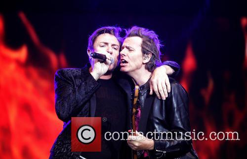 Simon Le Bon, John Taylor and Duran Duran 3