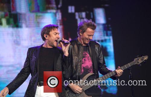 Simon Le Bon, John Taylor and Duran Duran 1
