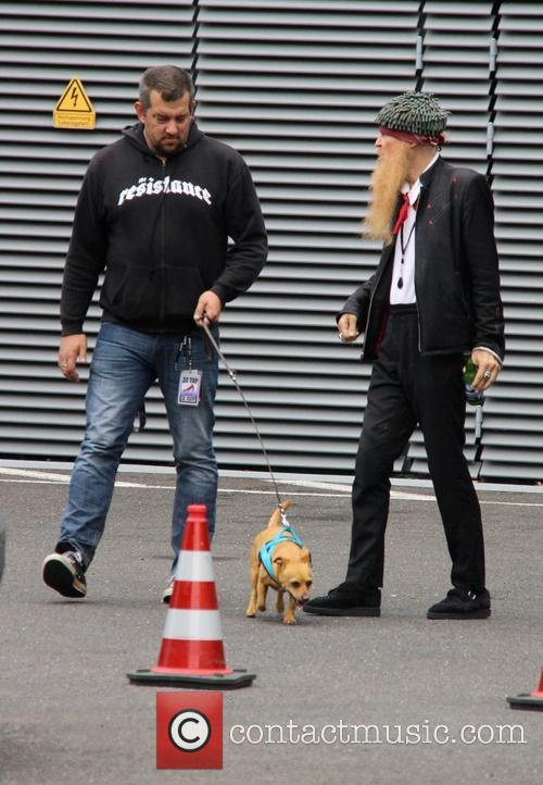 Billy Gibbons and Guest 8