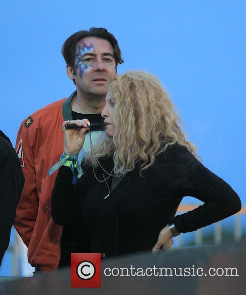 Jonathan Ross and Jane Goldman 6