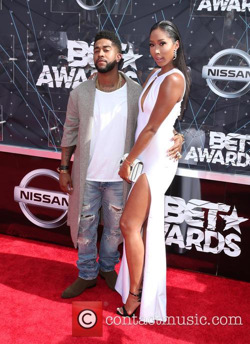 Omarion and Apryl Jones 2